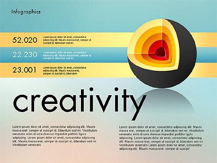 Thinking and Analysis Infographics, Slide 2, 03091, Infographics — PoweredTemplate.com