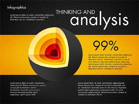 Thinking and Analysis Infographics, Slide 9, 03091, Infographics — PoweredTemplate.com