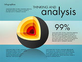 Infographics: Thinking and Analysis Infographics #03091