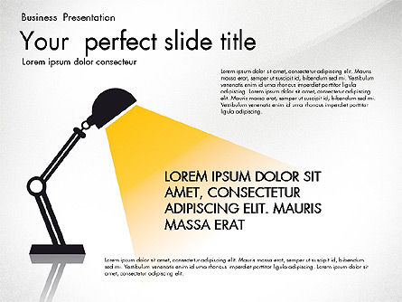 Presentation Templates: Newsmaking Presentation Template #03093