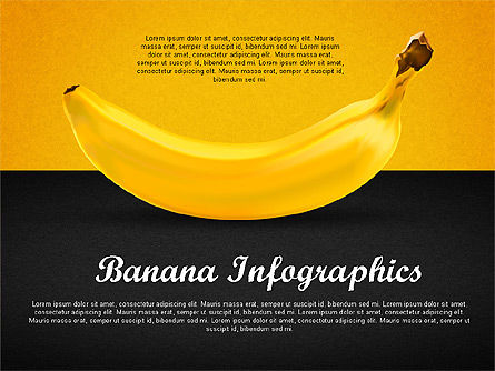 Infographics: 香蕉图表 #03096