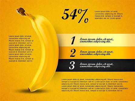 Banana Infographics Slide 2
