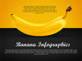 Infographics: Banana Infographics #03096