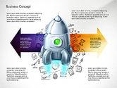 Process Diagrams: Konsep Peluncuran Proyek #03098