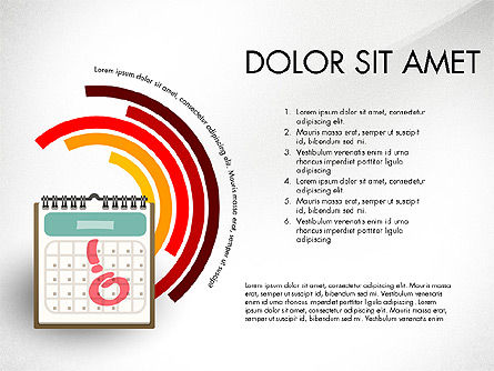Clerical Work Presentation Template, 03104, Presentation Templates — PoweredTemplate.com