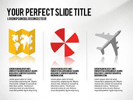 Travel Pitch Deck, Slide 3, 03108, Presentation Templates — PoweredTemplate.com