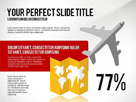 Travel Pitch Deck, Slide 6, 03108, Presentation Templates — PoweredTemplate.com
