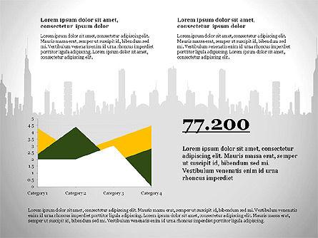Financial Report Presentation Template, Slide 11, 03113, Presentation Templates — PoweredTemplate.com