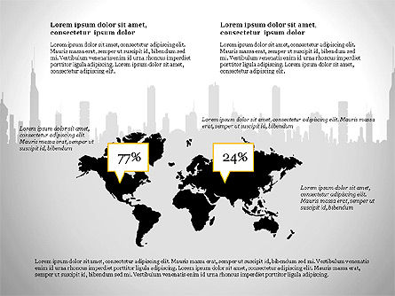 Financial Report Presentation Template, Slide 16, 03113, Presentation Templates — PoweredTemplate.com