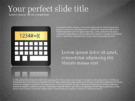 Quick Product Report Presentation Deck, Slide 10, 03116, Presentation Templates — PoweredTemplate.com
