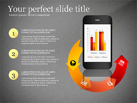 Quick Product Report Presentation Deck, Slide 11, 03116, Presentation Templates — PoweredTemplate.com