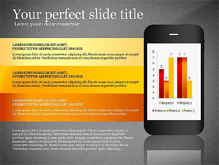 Quick Product Report Presentation Deck, Slide 14, 03116, Presentation Templates — PoweredTemplate.com