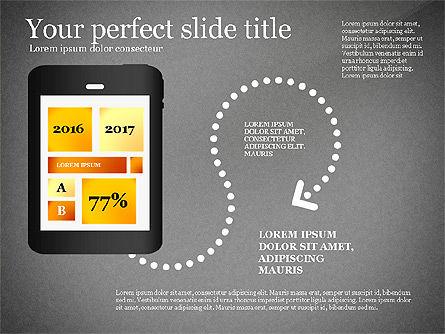 Quick Product Report Presentation Deck, Slide 15, 03116, Presentation Templates — PoweredTemplate.com