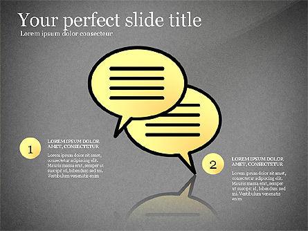 Quick Product Report Presentation Deck, Slide 16, 03116, Presentation Templates — PoweredTemplate.com