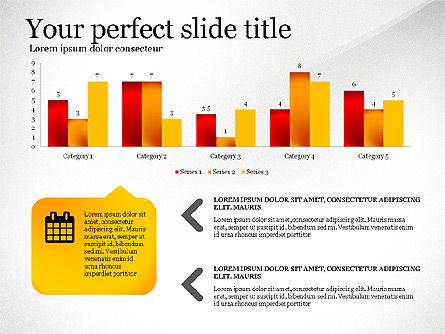 Quick Product Report Presentation Deck, Slide 5, 03116, Presentation Templates — PoweredTemplate.com