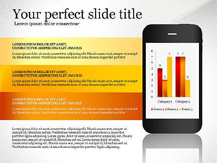 Quick Product Report Presentation Deck, Slide 6, 03116, Presentation Templates — PoweredTemplate.com