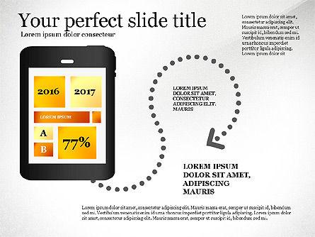 Quick Product Report Presentation Deck, Slide 7, 03116, Presentation Templates — PoweredTemplate.com
