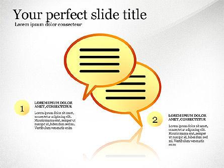 Quick Product Report Presentation Deck, Slide 8, 03116, Presentation Templates — PoweredTemplate.com