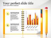 Presentation Templates: Quick Product Report Presentation Deck #03116