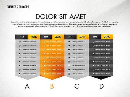Split Testing Diagram Template, Slide 2, 03117, Business Models — PoweredTemplate.com