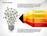 Presentation Templates: Idea Infographics Presentation Concept #03121