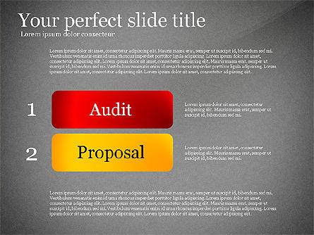 Vision Mission Goals Action Plan Diagram, Slide 16, 03124, Business Models — PoweredTemplate.com