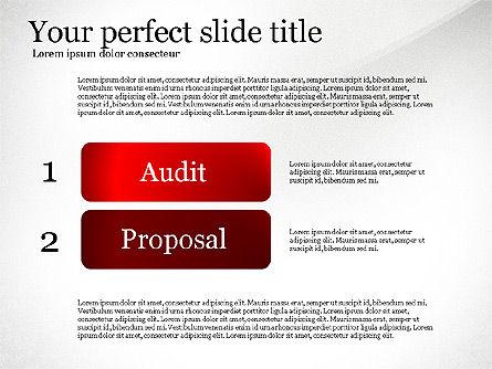 Vision Mission Goals Action Plan Diagram, Slide 8, 03124, Business Models — PoweredTemplate.com