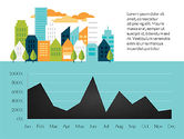 City Infographics with Data Driven Charts#11