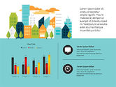 City Infographics with Data Driven Charts#16