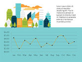 City Infographics with Data Driven Charts#8