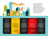 City Infographics with Data Driven Charts#9