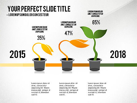 Infographics: Growth Infographics Concept #03126