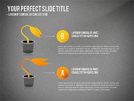 Growth Infographics Concept, Slide 15, 03126, Infographics — PoweredTemplate.com