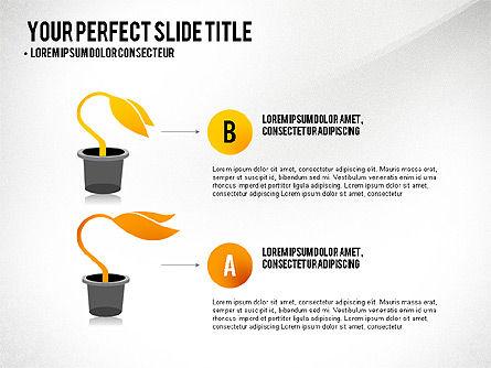 Growth Infographics Concept, Slide 7, 03126, Infographics — PoweredTemplate.com