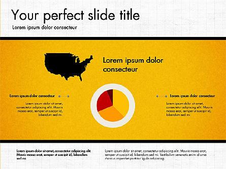 Comparison Presentation Template, Slide 15, 03127, Presentation Templates — PoweredTemplate.com