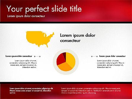 Comparison Presentation Template, Slide 7, 03127, Presentation Templates — PoweredTemplate.com