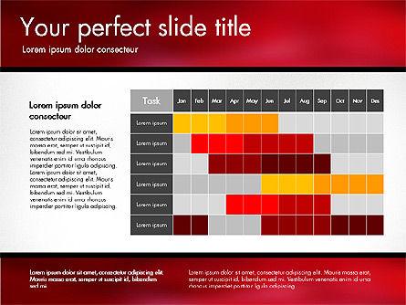 Comparison Presentation Template, Slide 8, 03127, Presentation Templates — PoweredTemplate.com