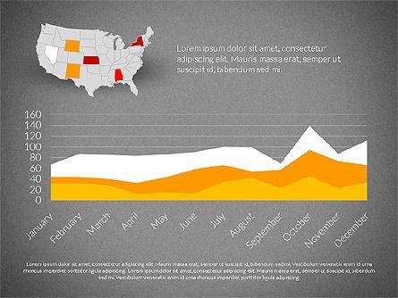 Countries Infographics, Slide 10, 03128, Infographics — PoweredTemplate.com