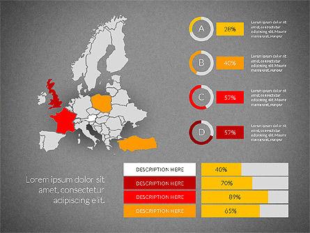 Countries Infographics, Slide 11, 03128, Infographics — PoweredTemplate.com