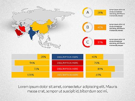 Countries Infographics, Slide 5, 03128, Infographics — PoweredTemplate.com