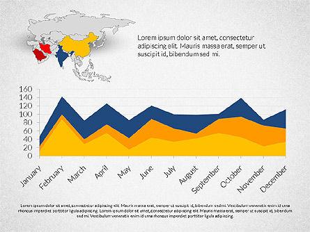 Countries Infographics, Slide 6, 03128, Infographics — PoweredTemplate.com