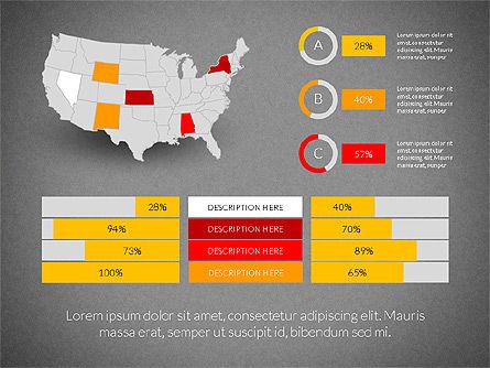 Countries Infographics, Slide 9, 03128, Infographics — PoweredTemplate.com