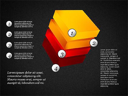 Compound Objects, Slide 11, 03129, Shapes — PoweredTemplate.com