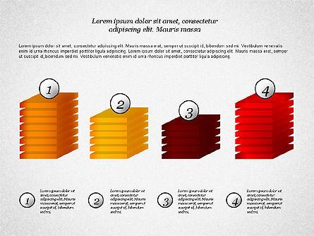 Compound Objects, Slide 5, 03129, Shapes — PoweredTemplate.com