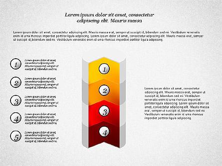 Compound Objects, Slide 8, 03129, Shapes — PoweredTemplate.com