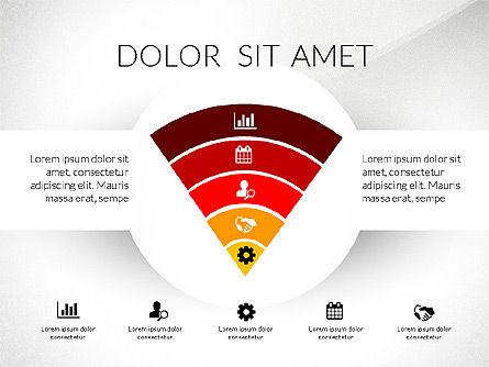 Round Diagram, Slide 7, 03134, Business Models — PoweredTemplate.com
