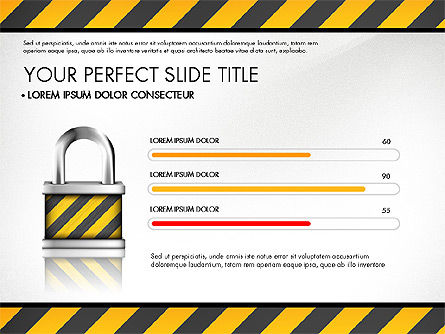 Presentation Templates: Security Presentation Template #03137