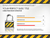 Presentation Templates: Security Presentation Template #03137