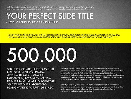 Company Profile Slide Deck, Slide 12, 03138, Presentation Templates — PoweredTemplate.com
