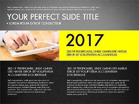 Company Profile Slide Deck, Slide 13, 03138, Presentation Templates — PoweredTemplate.com